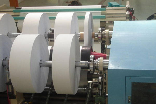 Jumbo Roll Cutting
